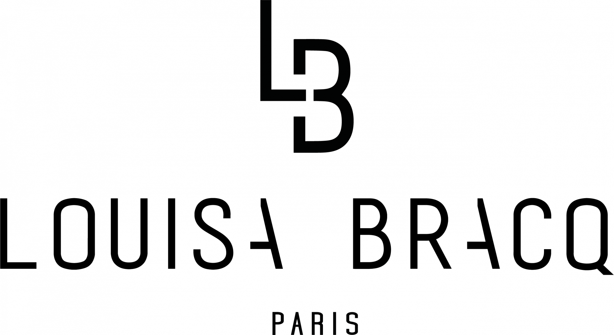 Louisabracq Logotype Primaire B